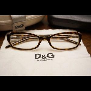Dolce Gabbana reading glasses LIKE NEW